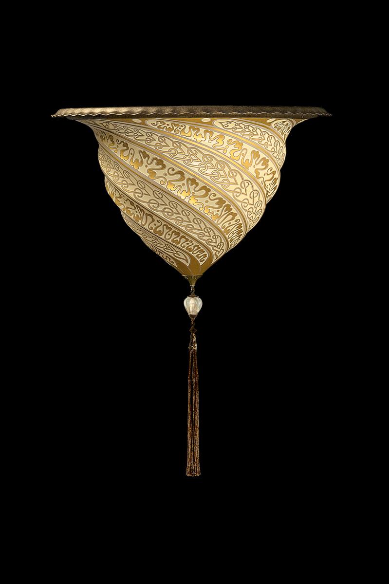 Glass Samarkanda applique